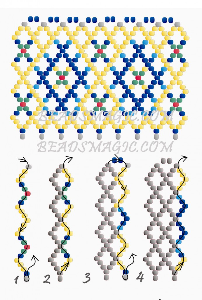 free-pattern-beading-pearl-necklace-tutorial-2-1