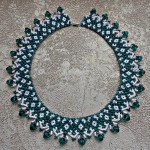 Free pattern for beaded necklace Emily