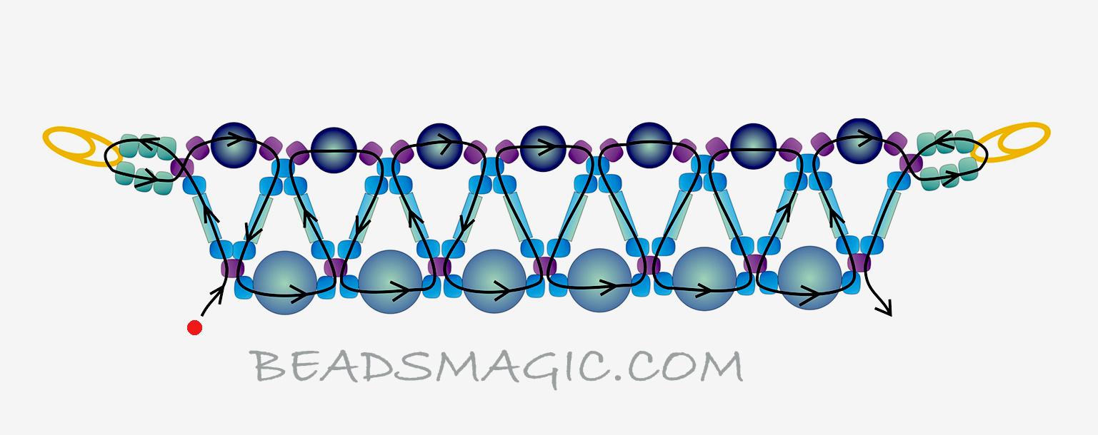 free-beading-necklace-tutorial-pattern-tila-drops-2-1