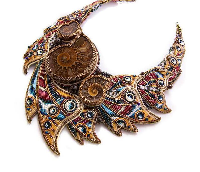 Beautiful jewelry by Tatiana Konstantinova