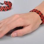 Free pattern for bracelet Tara