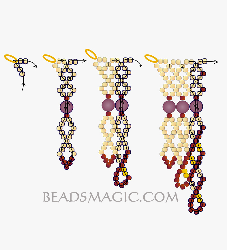 free-beading-pattern-necklace-tutorial-beads-2-2