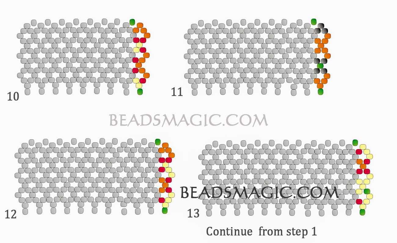 free-beading-pattern-necklace-tutorial-beads-2-3