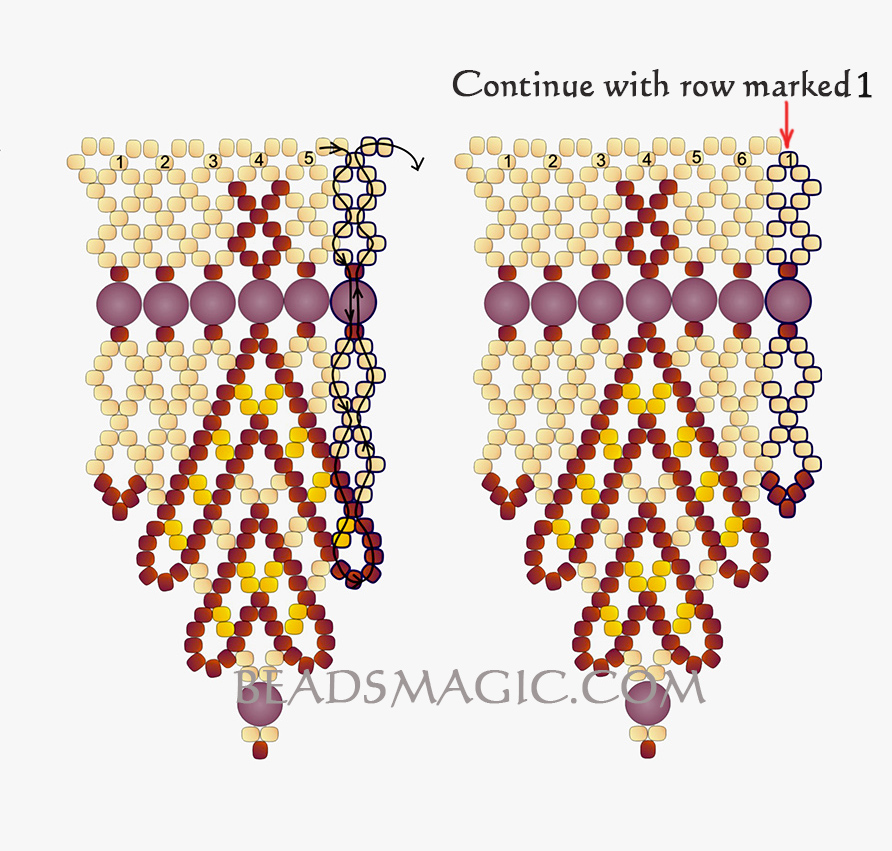 free-beading-pattern-necklace-tutorial-beads-2-4
