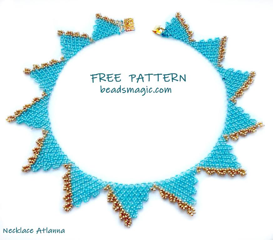 f79948004b0b4 Beads Magic - free beading patterns and everything about handmade ...